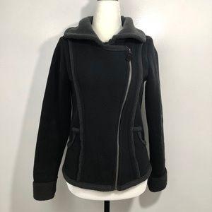 Patagonia Fleece Asymmetric zip Jacket Size XS